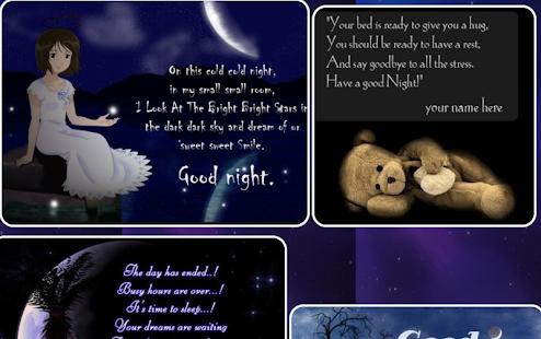 Good night greetings apps on google play screenshot image m4hsunfo