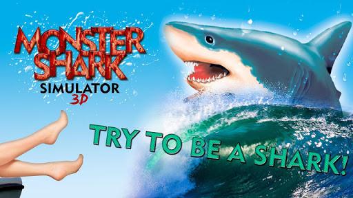 Monster Shark Simulator 3D