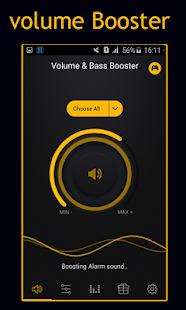 Volume Booster and Equalizer 2018 - náhled