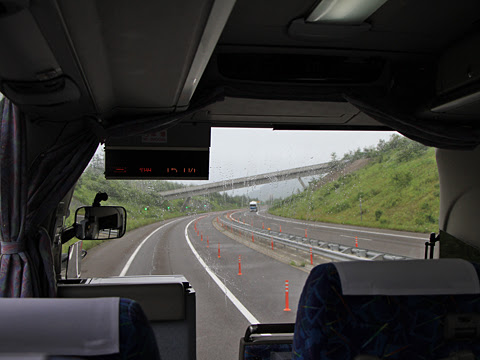 網走バス「千歳オホーツクエクスプレス」 ・271 車窓_05