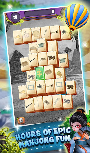 Mahjong World Tour u2013 City Adventures  screenshots 2
