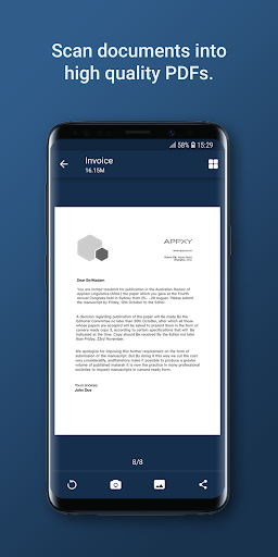 Tiny Scanner - PDF Scanner App 4.0.2 screenshots 2