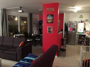 Appartement 4 pièces 77,4 m2