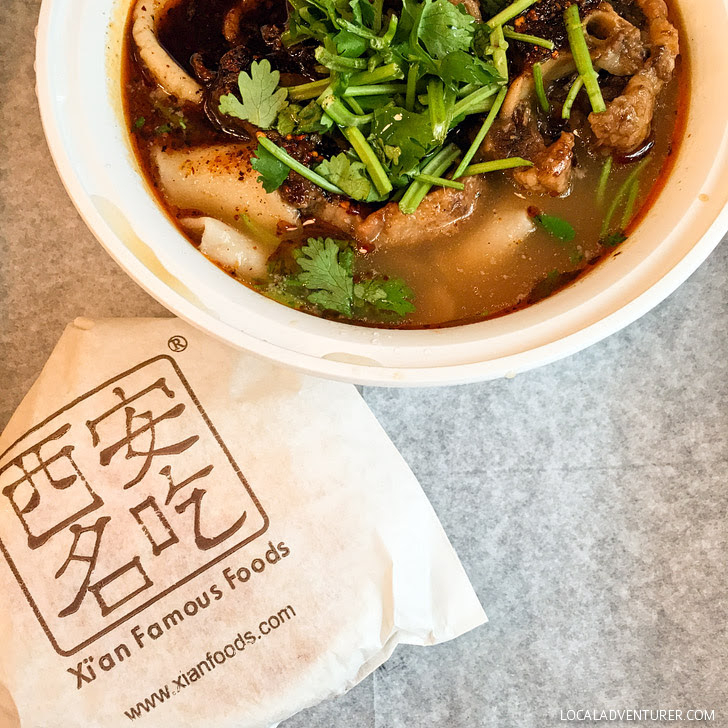 Xi'an Famous Foods (Ultimate NYC Food Bucket List - 49 Places to Eat in NYC).