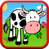 Cow Game: Kids - FREE!
