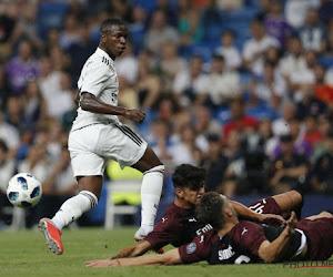 Vinicius Junior s'exprime après ses débuts avec le Real Madrid