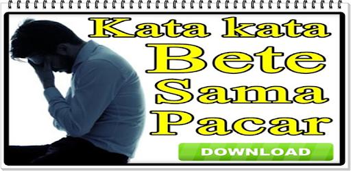 Kata Kata Bete Sama Pacar Google Play 앱