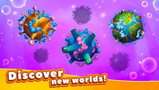 Tap Tap Monsters: Evolution Clicker Mod Apk 1.7.10 (Unlimited Gold/Diamonds) 3