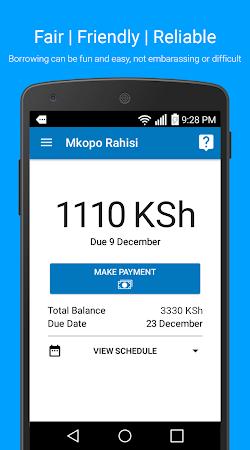 Mkopo Rahisi (Kenya) 5.0 screenshot 350732