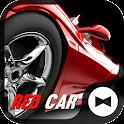 Бесплатные обои Red Car icon