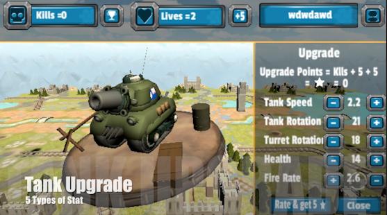 Tanks at Dieppe - náhled