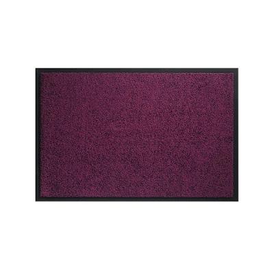 Грязезащитный коврик HAMAT 574 Twister фиолетовый 80x120 см