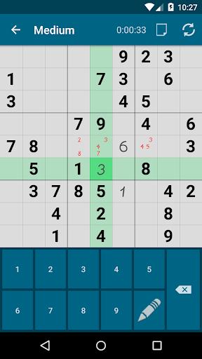 스도쿠 Sudoku