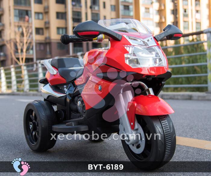 Xe mô tô điện 3 bánh BYT-6189 6