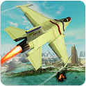 Air War Jet Fighter Combat icon