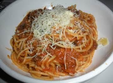 Sunday Funday Pasta