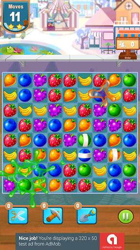 Juice Jam Match 3 Fun screenshot 4