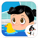 Baby Bath Time - Cute Baby App icon