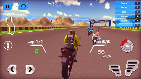 Bike Racing Game Free 2020 for PC-Windows 7,8,10 and Mac apk screenshot 4