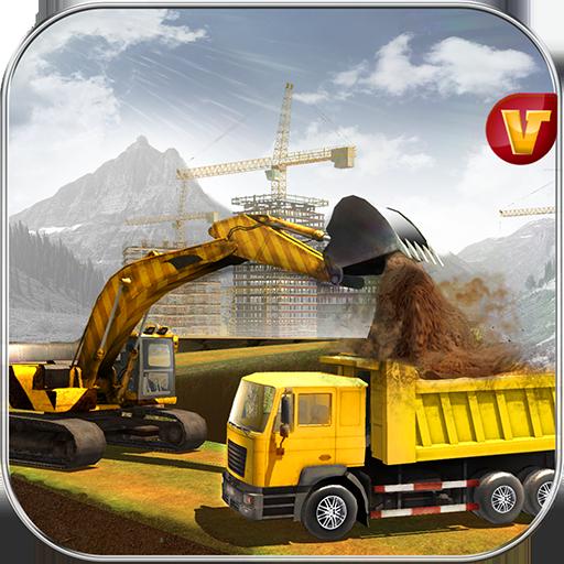 OffRoad Construction Simulator