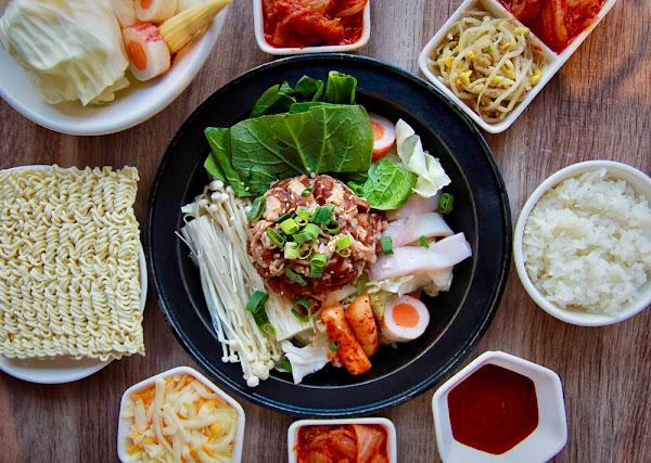 桃園韓式料理/廣豐新天地劉震川韓潮吧,一同來品嚐道地好吃的韓式料理!