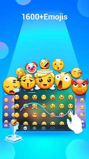New 2019 Emoji for Chatting Apps (Add Stickers) 111 screenshots 1