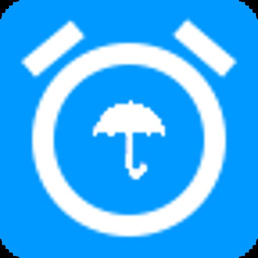 雨予報通知アプリ 「雨だけ教えて!」 天氣 App LOGO-APP試玩
