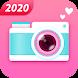 セルフカメラ - 美容カメラ&ARステッカーカメラ - Androidアプリ