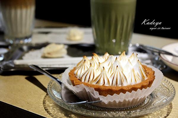 KADOYA喫茶店 復古洋菓子店 重返老派美麗的昭和時代,優雅的來場下午茶吧 貴婦咖啡