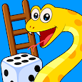 🐍 Snakes and Ladders Board Games 🎲 apk