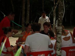 Photo: Frühstück bei der Cenote Aktunchen