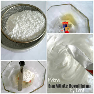 Icing Sugar Egg White Recipes.
