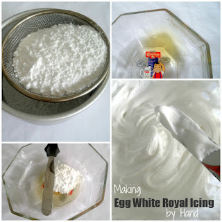 Royal Icing With Egg Whites Recipes.