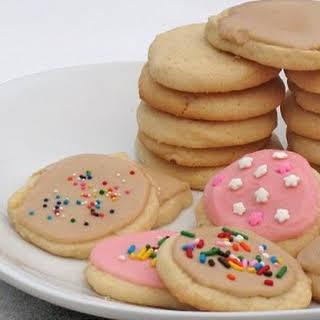 Farmer's Almanac Best Butter Cookies.