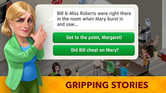 My Cafe: Recipes & Stories – World Cooking Game 4