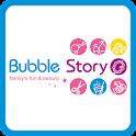 버블스토리,bubble story,프리미엄어린이미용실 icon