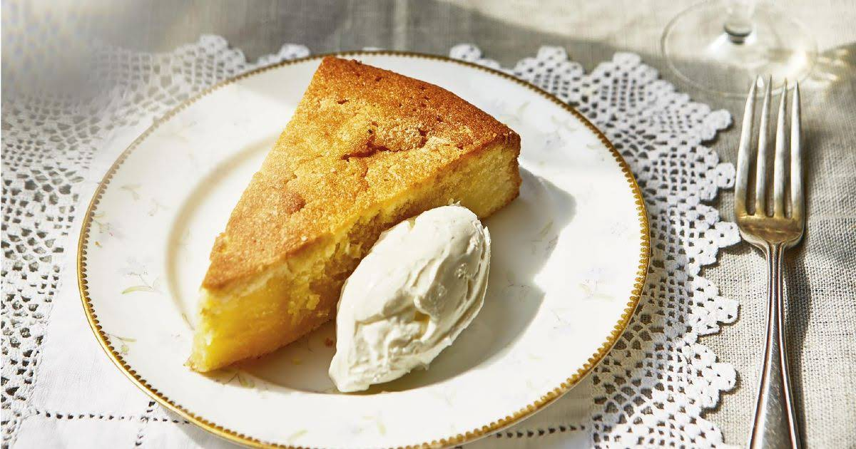 Italian Cream Cake Yummly