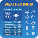 India Weather Forecast - Daily India Weather Check icon
