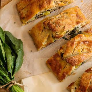 Italian Cheesy Bread Bake.