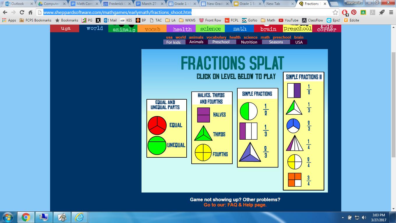 Math Practice Links   Kemptown Elementary School