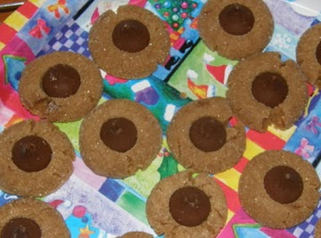 Peanut Blossoms Recipe