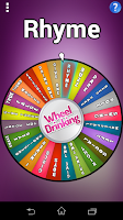 Screenshot of Wheel of Drinking