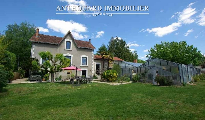 Maison avec jardin et terrasse Perigueux