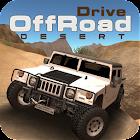 OffRoad Desert promenade icon
