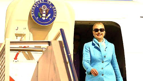 Những phụ nữ quyền lực nhất thế giới - Kỳ 4: Hillary Clinton - người phụ nữ đầy tham vọng - ảnh 2