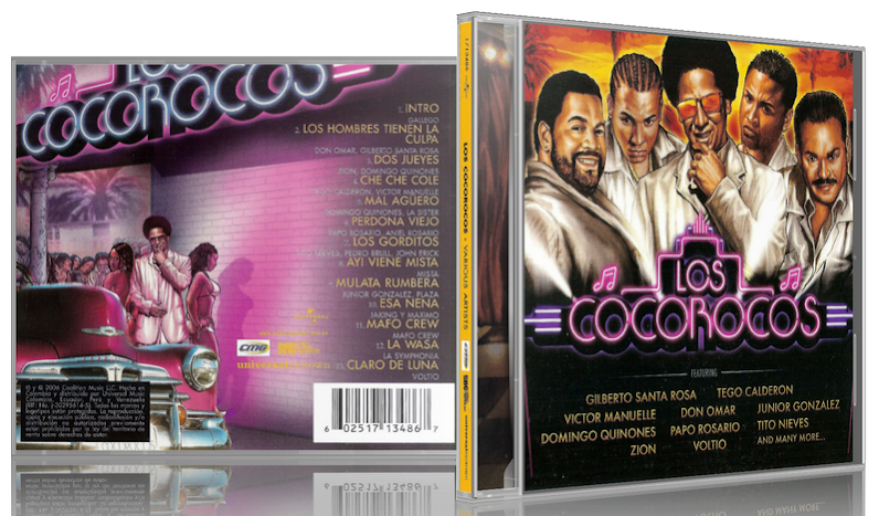 Various Artists - Los Cocorocos (2006) [MP3 @320 Kbps]