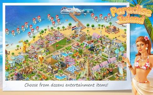 Paradise Island Mod Apk (Unlimited money) 3