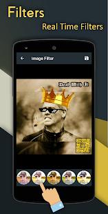 Thug life photo sticker maker - náhled