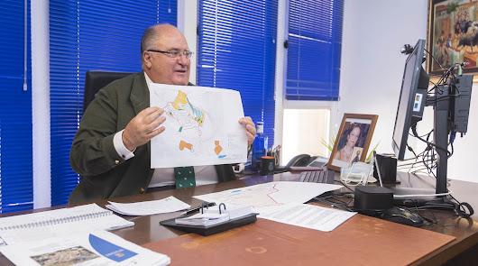 Diputación inicia la modernización urbanística de 48 pueblos de la provincia