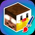 3D Skin Editor para Minecraft icon